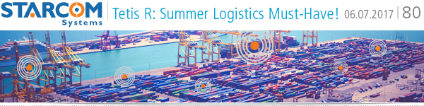 Tetis R: Summer logistics Must-Have!
