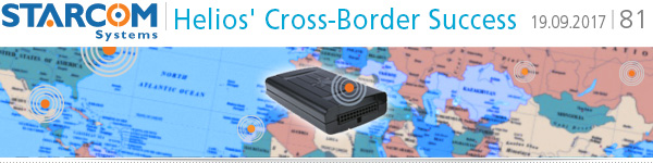 Helios' Cross-Border Success